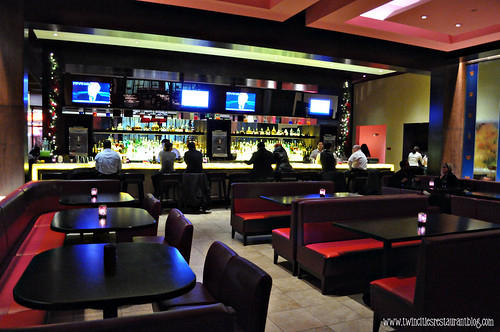 Bar & Lounge at Rosa Mexicano ~ Minneapolis, MN