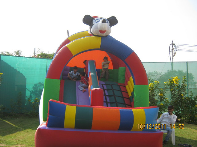 Play zone for the your kids at  Kolte-Patil Life Republic, Marunji - Hinjewadi, Pune 411 057