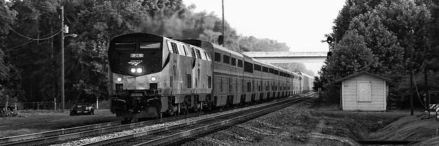 Amtrak Autotrain Folkston
