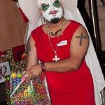 Sexxy Santa and 16th Anniv at Pistons 022