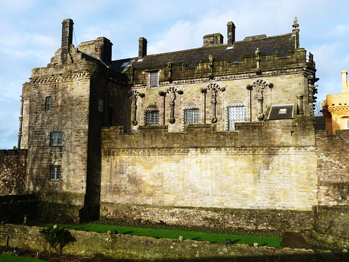 Royal Palace at Stirling Castle