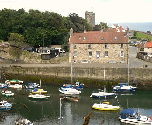 Harbour Master's House, Dysart