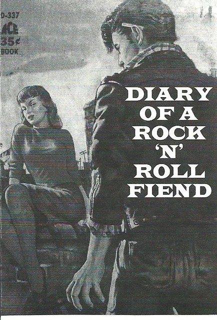 Diary Of A Rock 'N' Roll Fiend