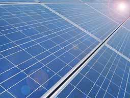 Solar Panels by Chandra Marsono (cropped)