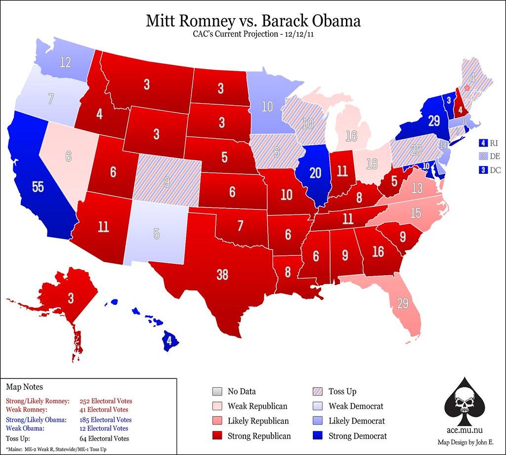 Mitt Romney vs. Barack Obama