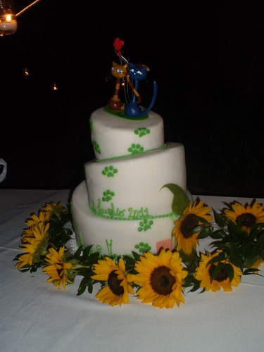 Cake Topper Al Matrimonio