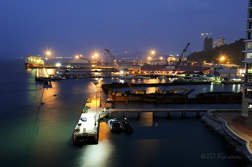 KK Port at Tg. Lipat