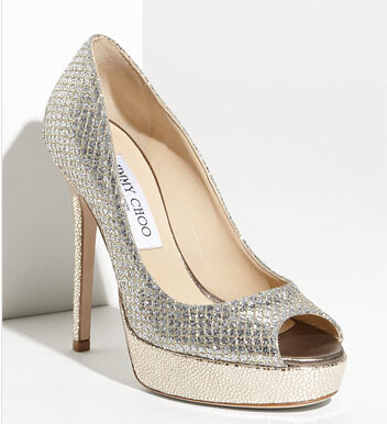 Jimmy Choo Crown Pump