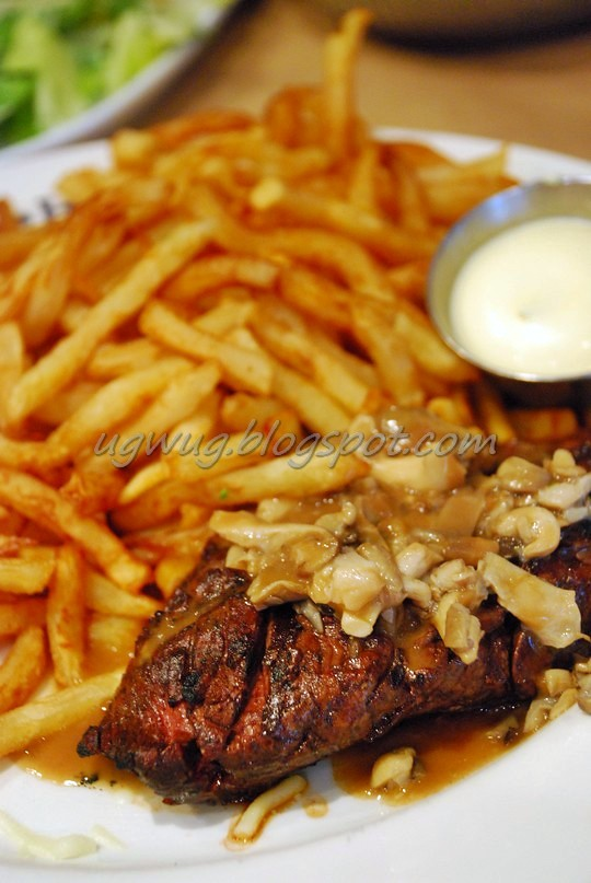 Bavette De Boeuf - Sirloin Steak
