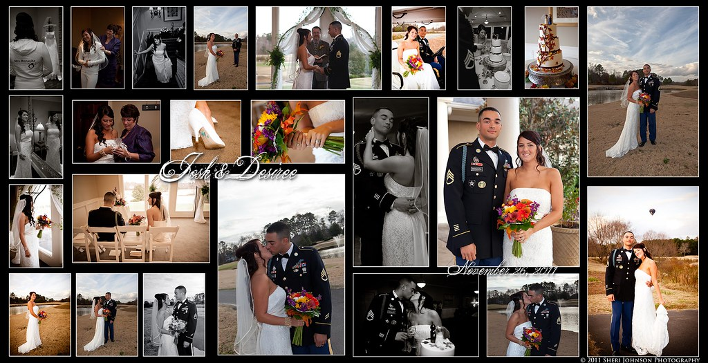 Josh & Desiree Wedding