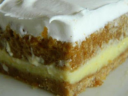 Yummy Pumpkin Torte