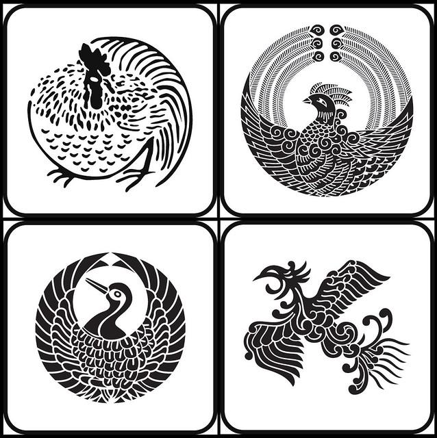 BibliOdyssey: Japanese Family Crests