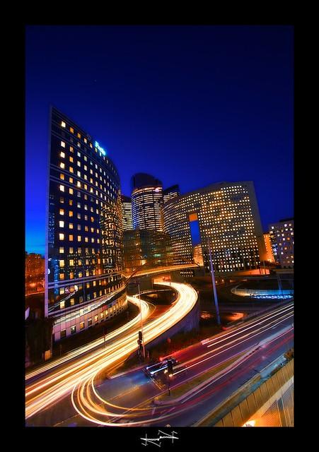 la défense en lumière ~ Paris ~ Défense ~