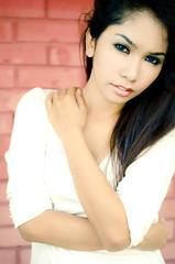 [フリー画像素材] 人物, 女性 - アジア, Tシャツ ID:201112210800