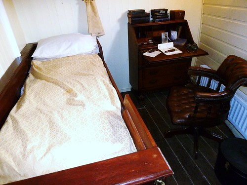 Captain's Cabin, Glenlee