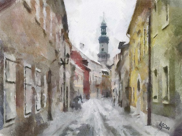 New MMBforums • View topic - Watercolor Painting