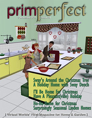 Prim Perfect: Issue 38- December 2011: Cover