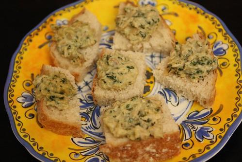 Crab Artichoke & Spinach Dip