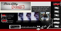 Dear Abby Normal Literary Journal
