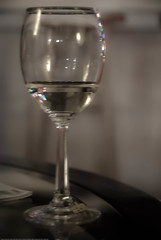Edited in Lightroom - wine glass