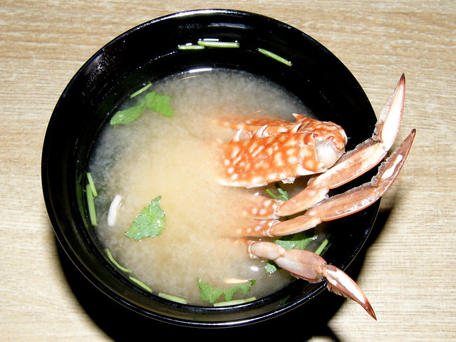 Photo:#6347 crab soup By Nemo's great uncle
