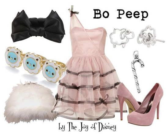 Inspired by: Bo Peep