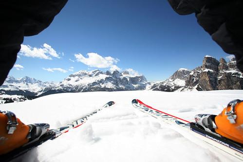 Piste velocissimi e neve sicura in Alta Badia
