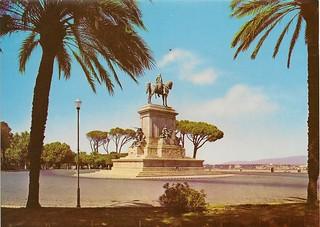 Gianicolo Monumento a Garibaldi