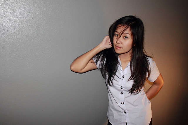 Protrait shooting from Canon 600D with kit lens 18-55 mm 4