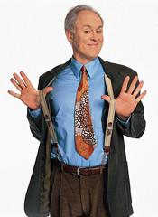 John Lithgow suspenders drollgirl