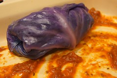 Single Cabbage Roll