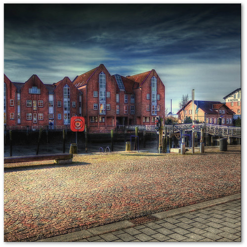 The port of Husum
