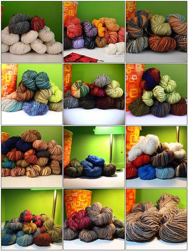 Review over my 2011 spinning year