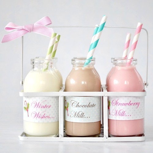 Mini milks