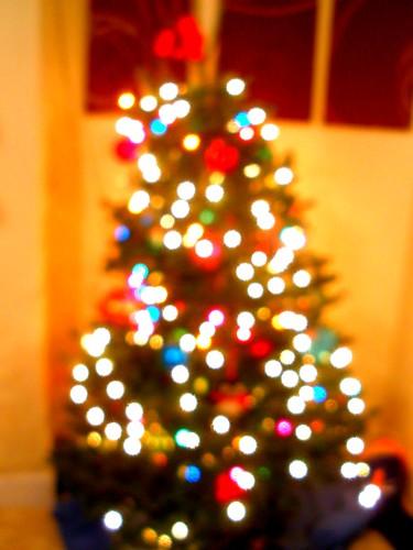 kissmas tree