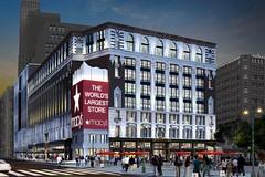 RH Macy's Department Stores