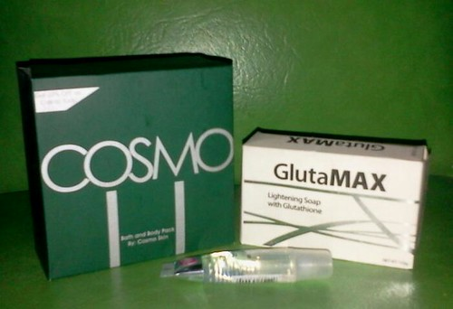 whitening cosmo glumatmax wetnwild set