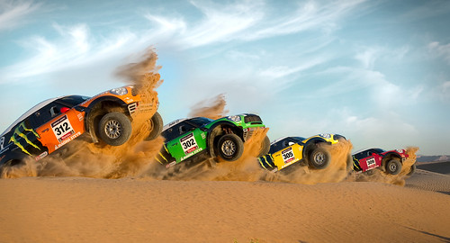 MINI ALL4 Racing 2012 X-Raid