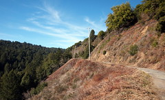 Eureka Canyon Road