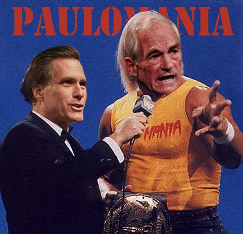 PAULOMANIA by Colonel Flick