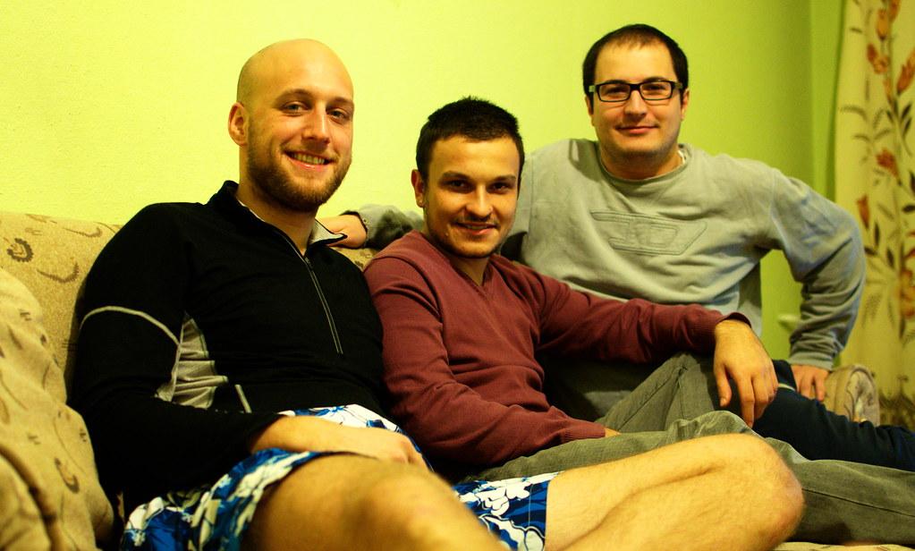 Couchsurfing FTW!