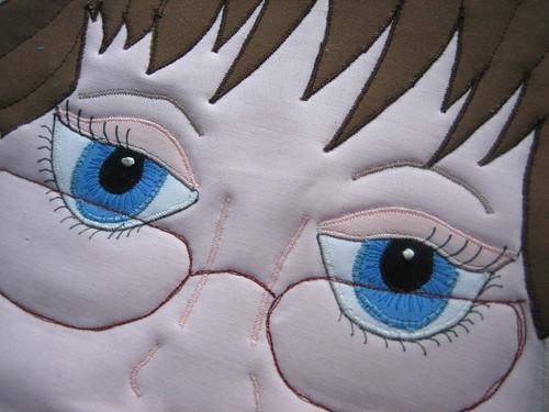 Lynn's pretty eyes