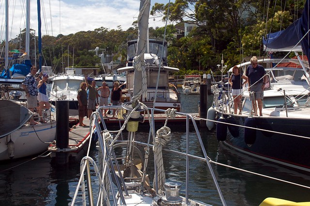 Cammeray Marina Neighbors