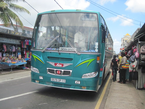 Public Transit in Chemin Grenier