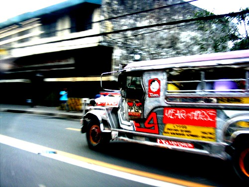 Manila 2011: Jeepneys