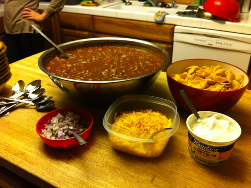 Life: OMG Chili, NYE Dinner... by Sanctuary-Studio
