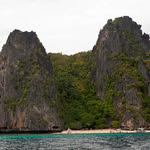 Shimizu Island, Tour A + B - El Nido, Palawan (111201-7)