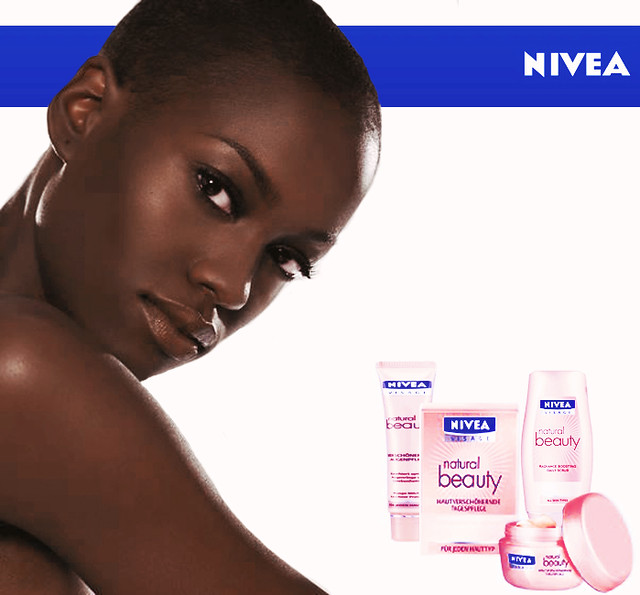 an examination of the nivea advertisement Just when we were starting to get over the dove racism scandal from the other week, nivea had to come and inflict fresh pain on us all for nivea, the.