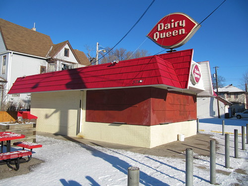 Dairy Queen at 38th St E & 13th Ave S