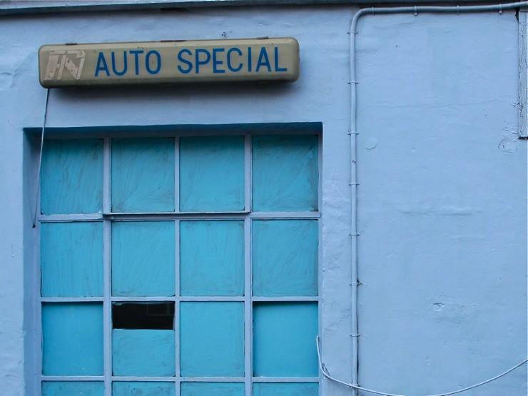 Auto special
